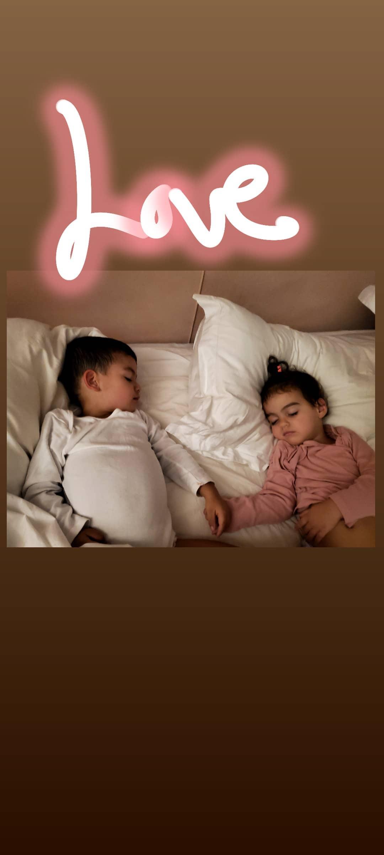 Georgina Rodríguez partilha fotografia ternurenta dos filhos!