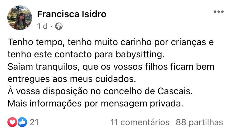 Desesperada, filha de Júlio Isidro pede trabalho no Facebook